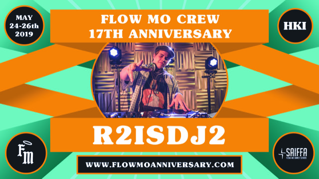 Flow Mo 17th Year Anniversary 2019 R2ISDJ2 kuva