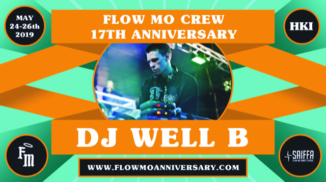 Flow Mo 17th Year Anniversary 2019 Well B kuva